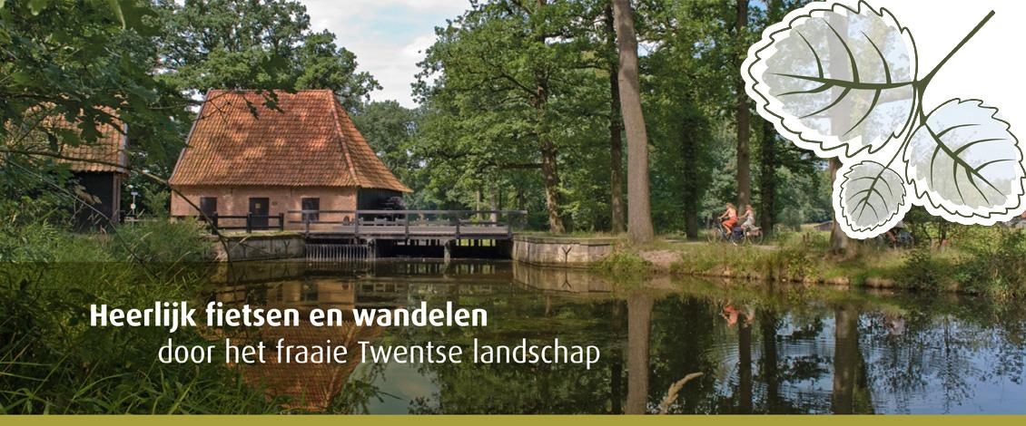 Fietsen en wandelen in Delden – Twente