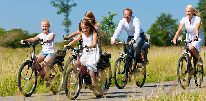 Twente is eindeloos fietsen en genieten
