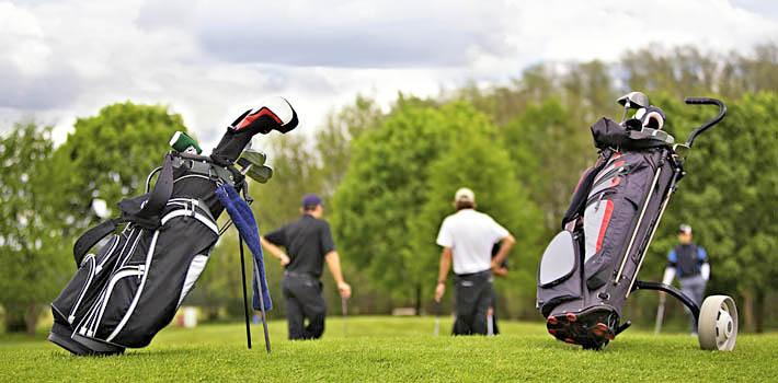Golfen in Twente
